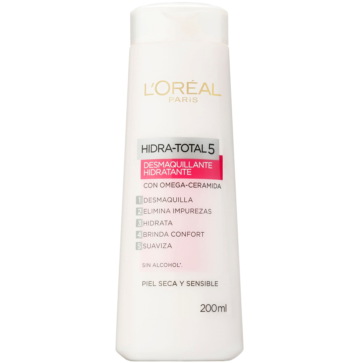 Desmaquillante Hidra-Total 5 Piel Seca y Sensible 200 ml