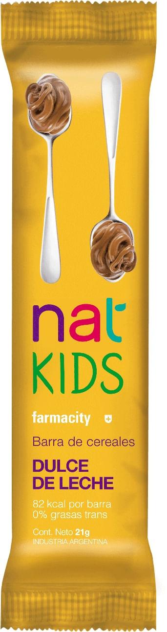 Barra Cereales Kids Dulce de Leche x 21 gr