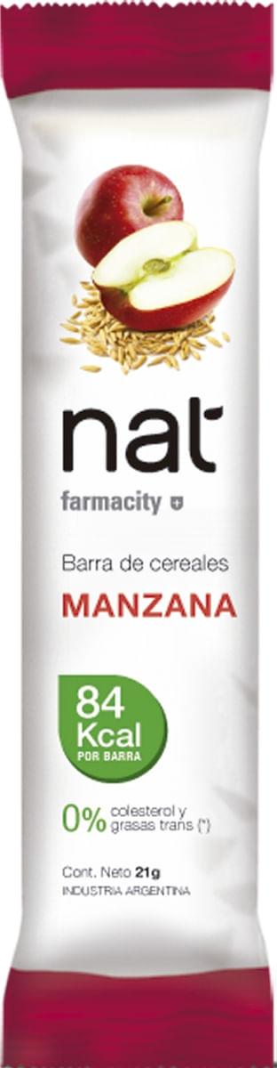 Barra Cereales Manzana x 21 gr