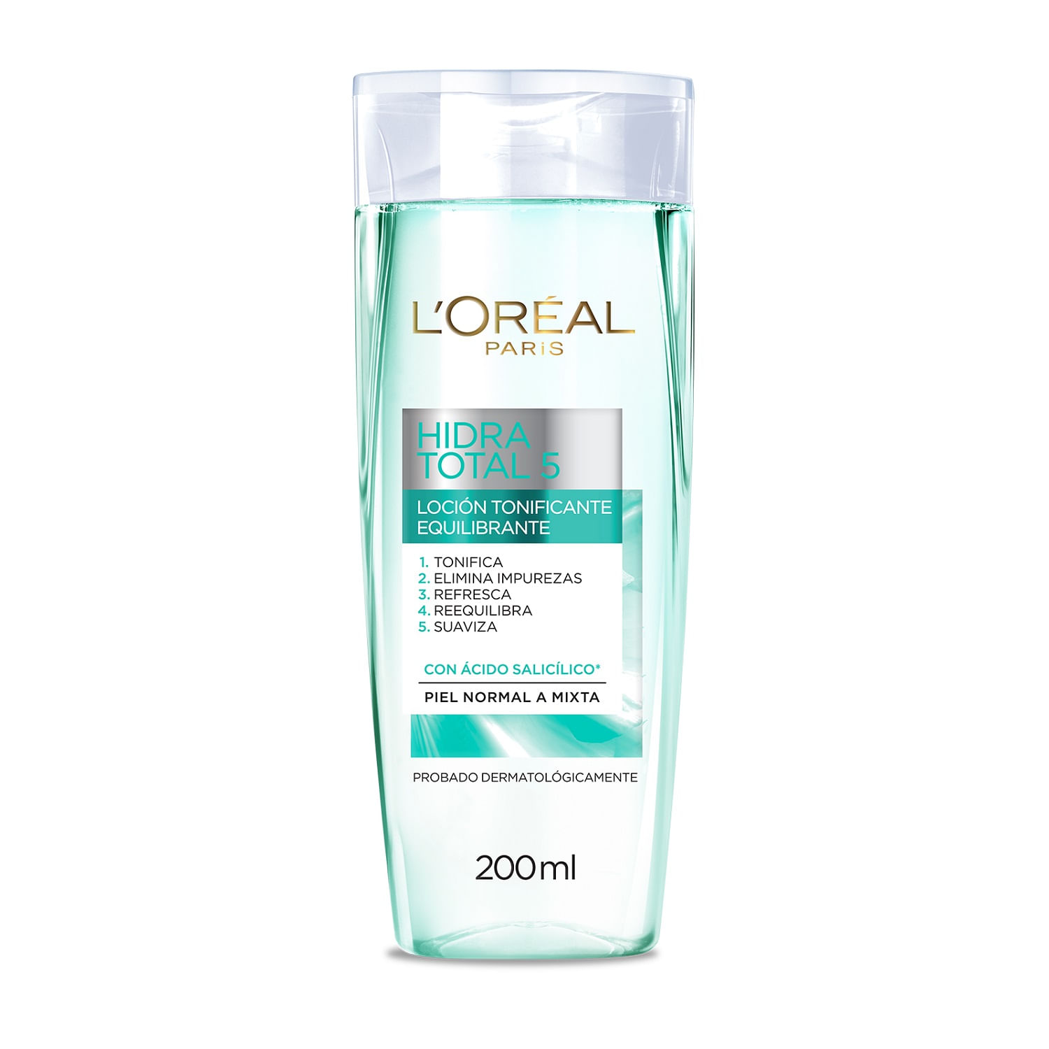 Tonico Hidra-Total 5 Equilibrante x 200 ml