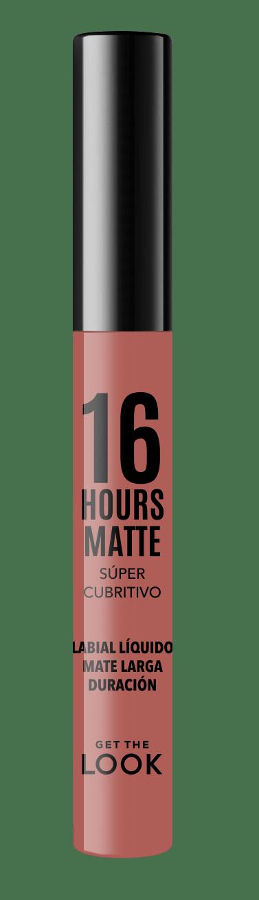 Labiales 16 Hours Matte Nude