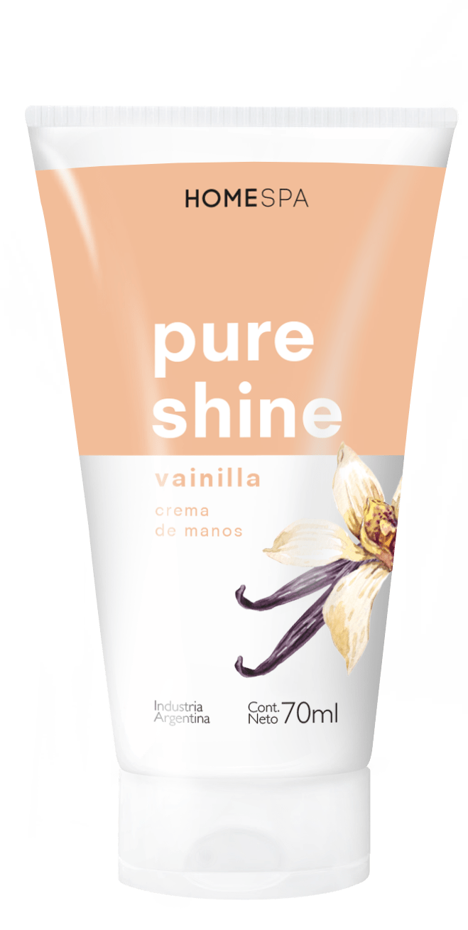 Crema de Manos Pure Shine x  110 ml