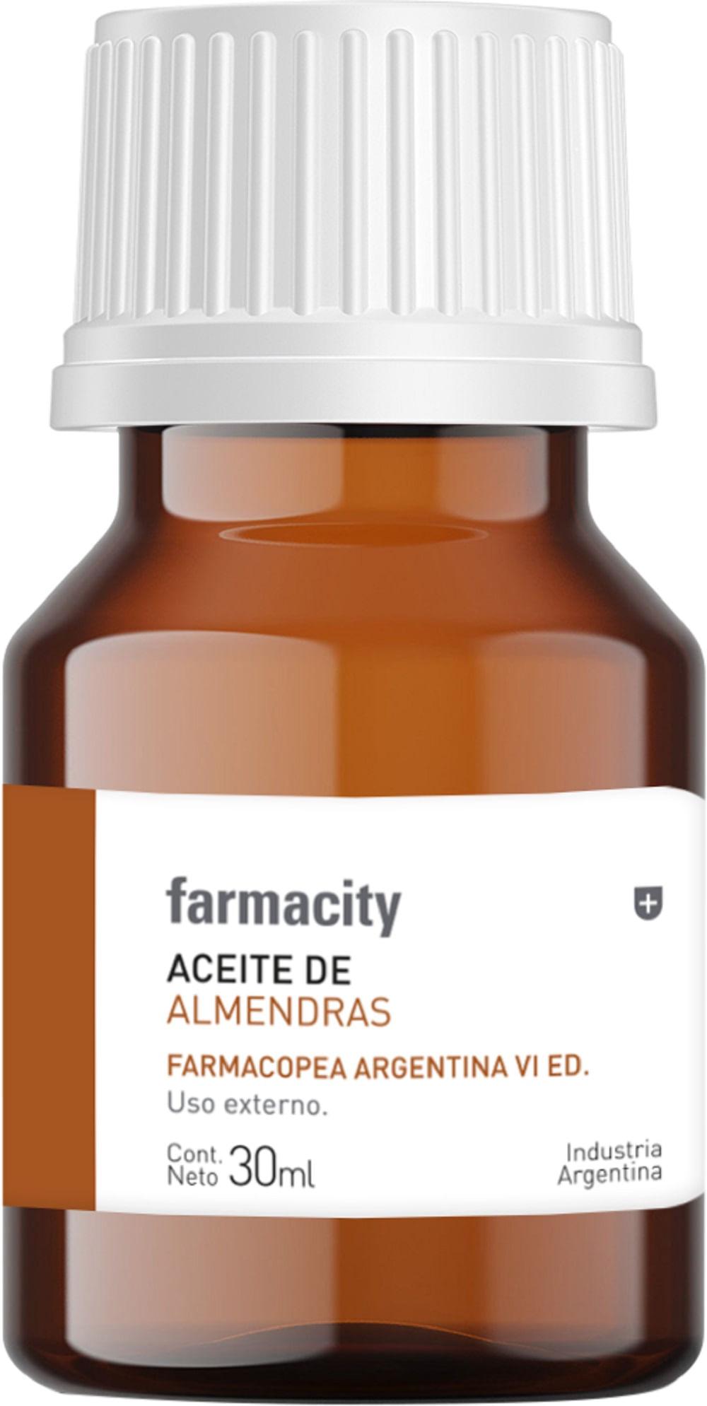 Aceite de Almendras x 30 cc