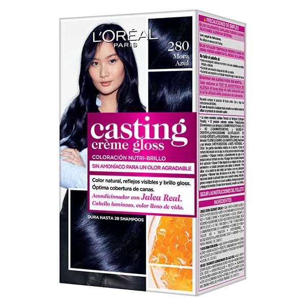 Casting Creme Gloss 280 Mora Azul