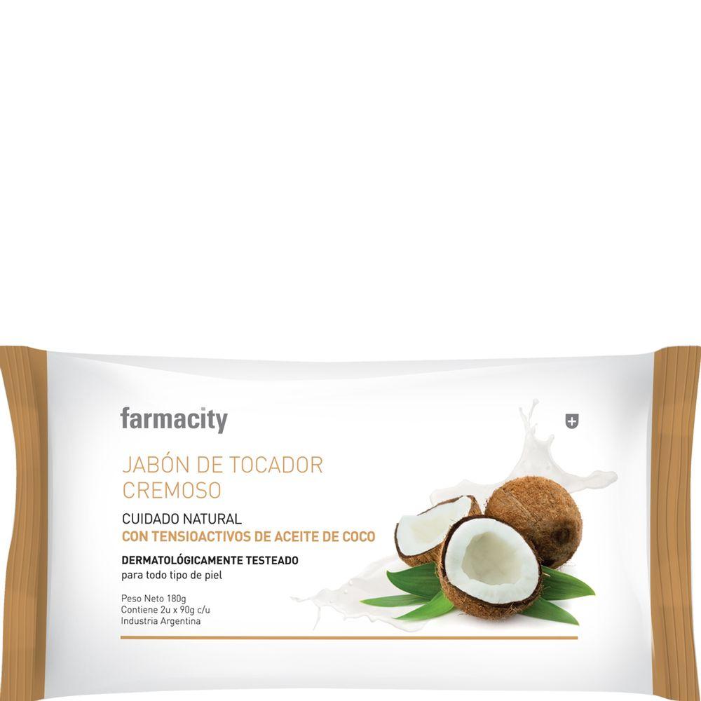 Jabon-de-tocador-cremoso-Farmacity-Pack-2-x-90g