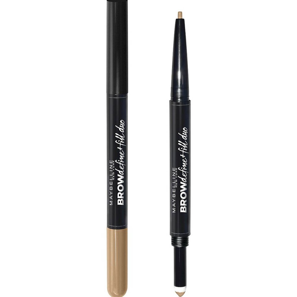 Lapiz-Delineador-de-Cejas-Brow-Define---Fill-Duo-260-Deep-Brown-x-110-mg