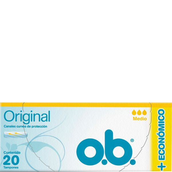 Tampon-OB-Medio-x-20-un.