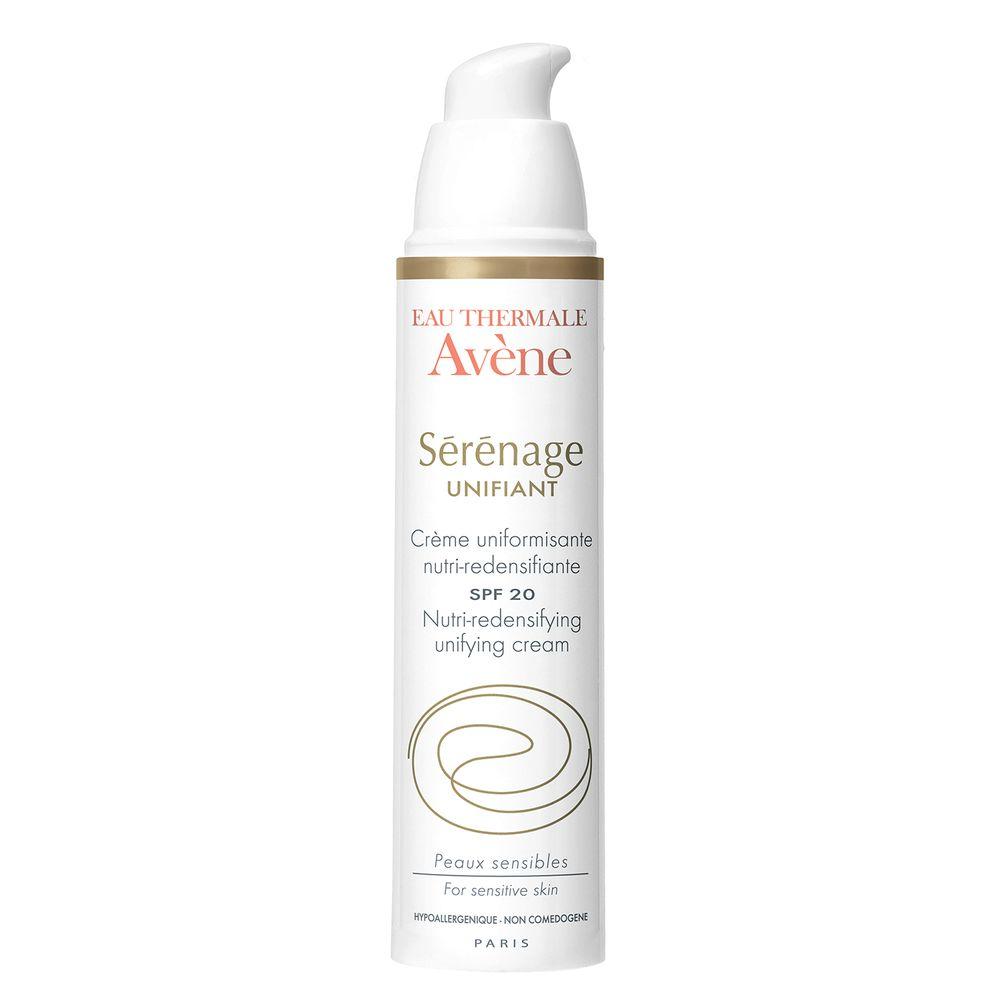 Crema-Nutri-Redensificante-Avene-Serenage-Unifiant-con-FPS-20-X-40-Ml