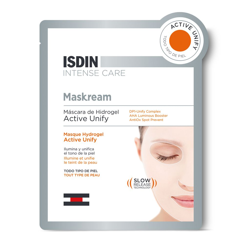 Mascara-facial-iluminadora-Maskream-Active-Unify-Antimanchas-x-4-ud