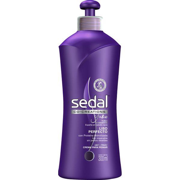 Crema-para-Peinar-Sedal-liso-perfecto-x-300-ml