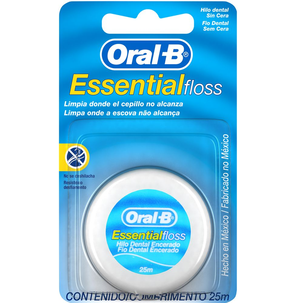 Hilo-Dental-Essential-Floss-x-25-m