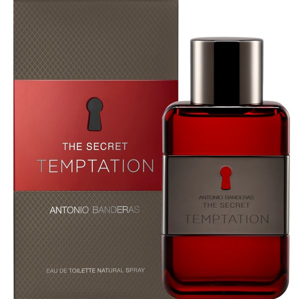 Eau-de-Toilette-The-Secret-Temptation-X-100-Ml