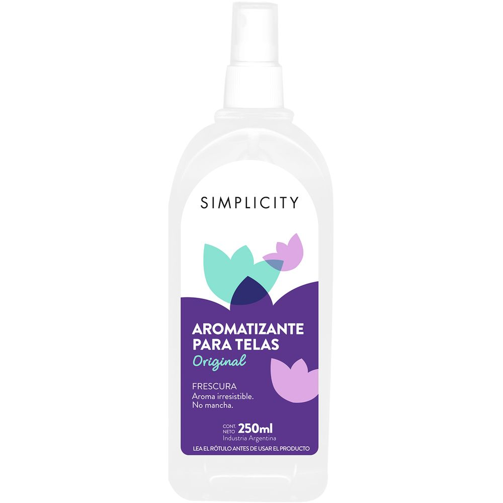 Perfume-Simplicity-para-telas-fragancia-Classic-x-250-ml