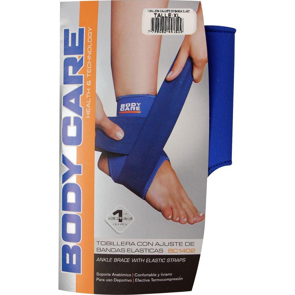 Tobillera-con-ajuste-elastico-de-neoprene-XL-uso-deportivo-