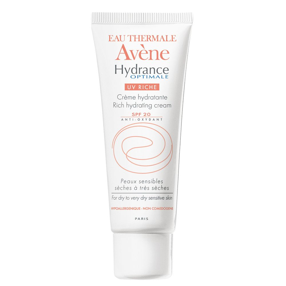 Crema-Hidratante-Avene-Hydrance-Optimale-UV-Riche-Pieles-Secas-x-40-ml