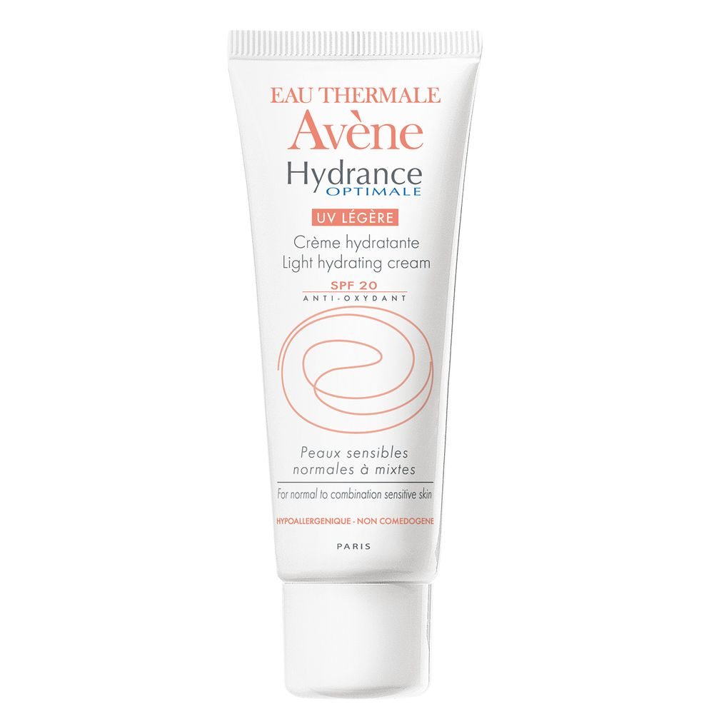 Crema-Hidratante-Avene-Hydrance-Optimale-UV-Legere-Pieles-Mixtas-X-40-ml