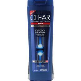 Shampoo-Clear-anticaspa-cool-menthol-botella-x-400-ml