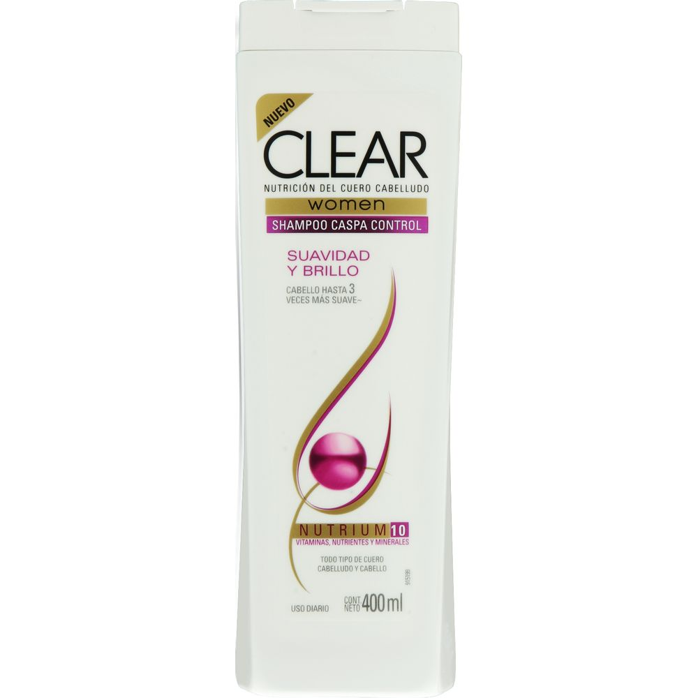 Shampoo-Clear-anticaspa-suavidad-y-brillo-botella-x-400-ml