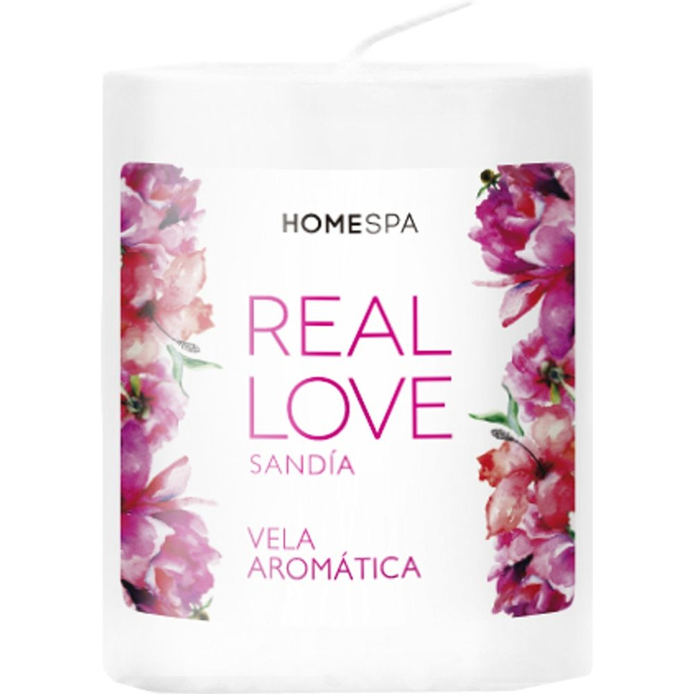 Vela-Aromatica-Real-Love-