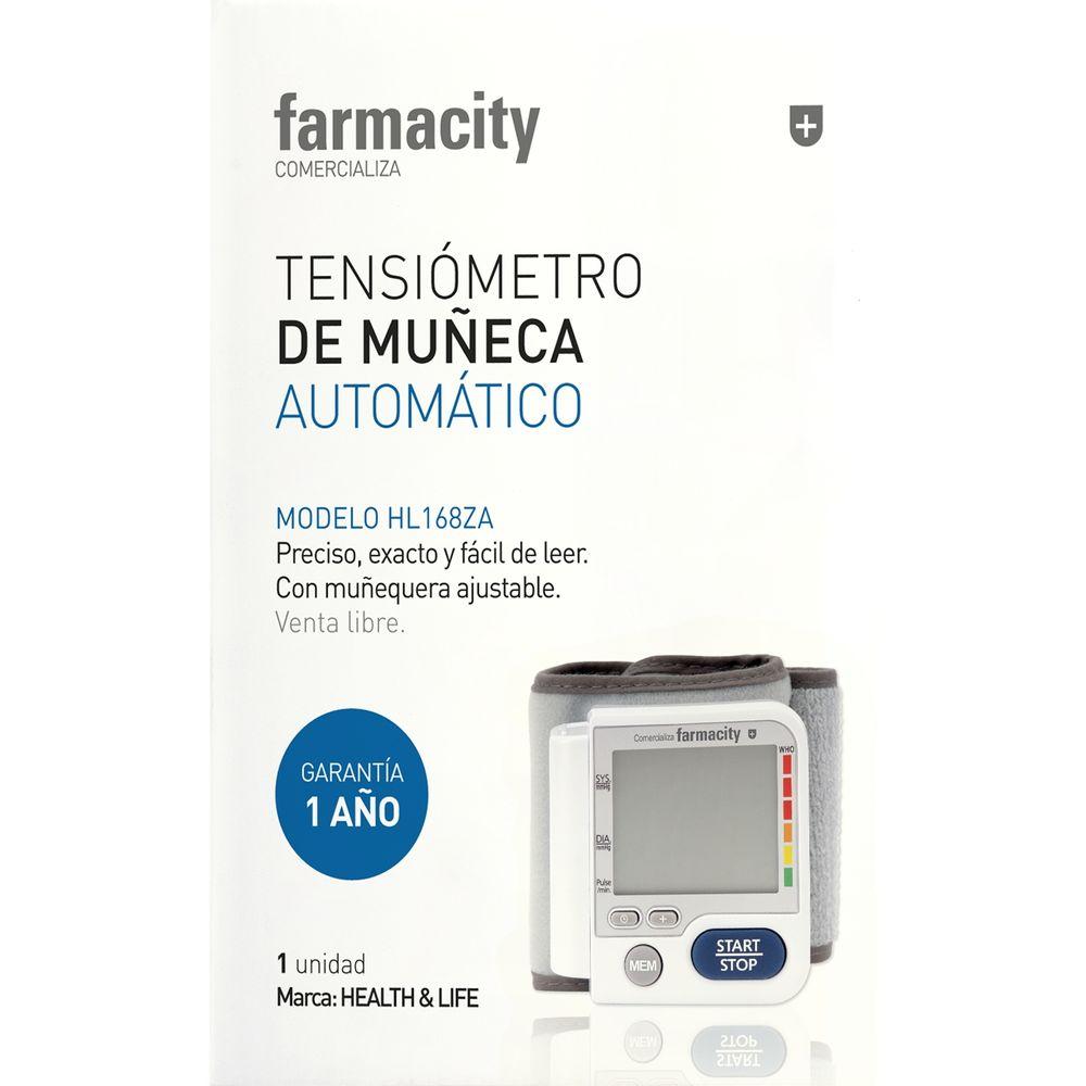 Tensiometro-de-Muñeca-Automatico