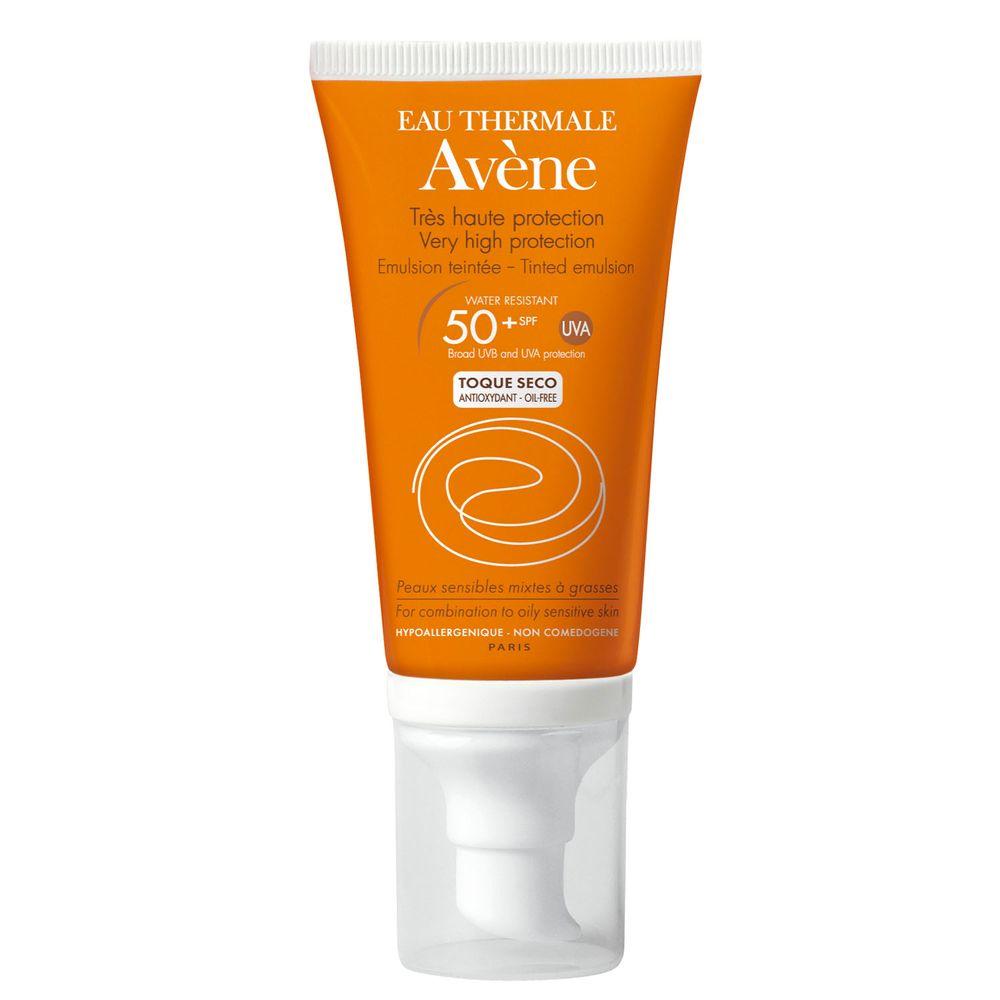 Protector-Solar-Emulsion-Avene-Con-Color-Toque-Seco-FPS-50-x-50-ml