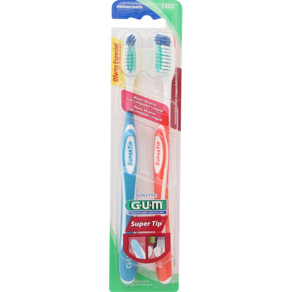 Cepillo-Dental-Super-Tip-Celeste-y-Naranja-Mediano