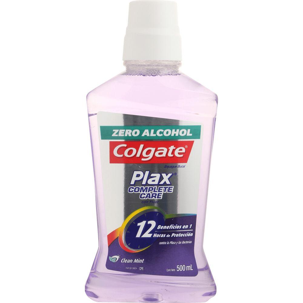 Enjuague-Bucal-Plax-con-Fluor-Clean-Mint-x-500-ml