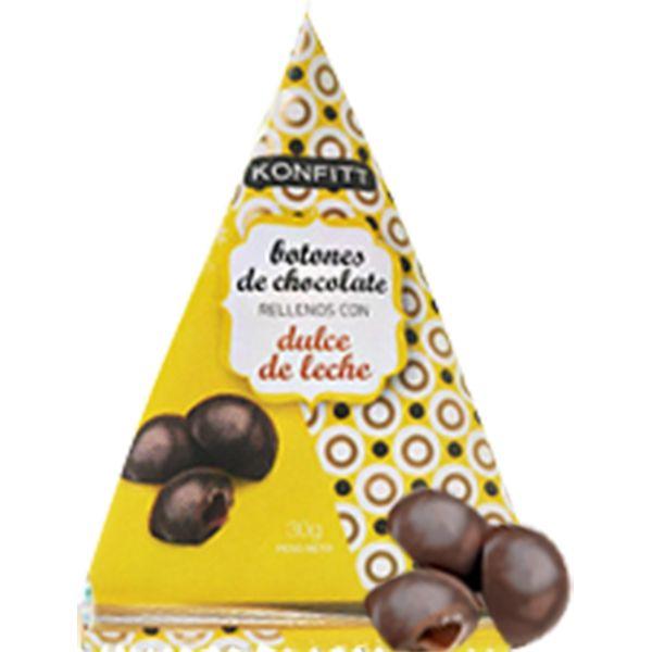 Botones-de-chocolate-con-dulce-de-leche-sin-Gluten-y-TACC-x-30gr