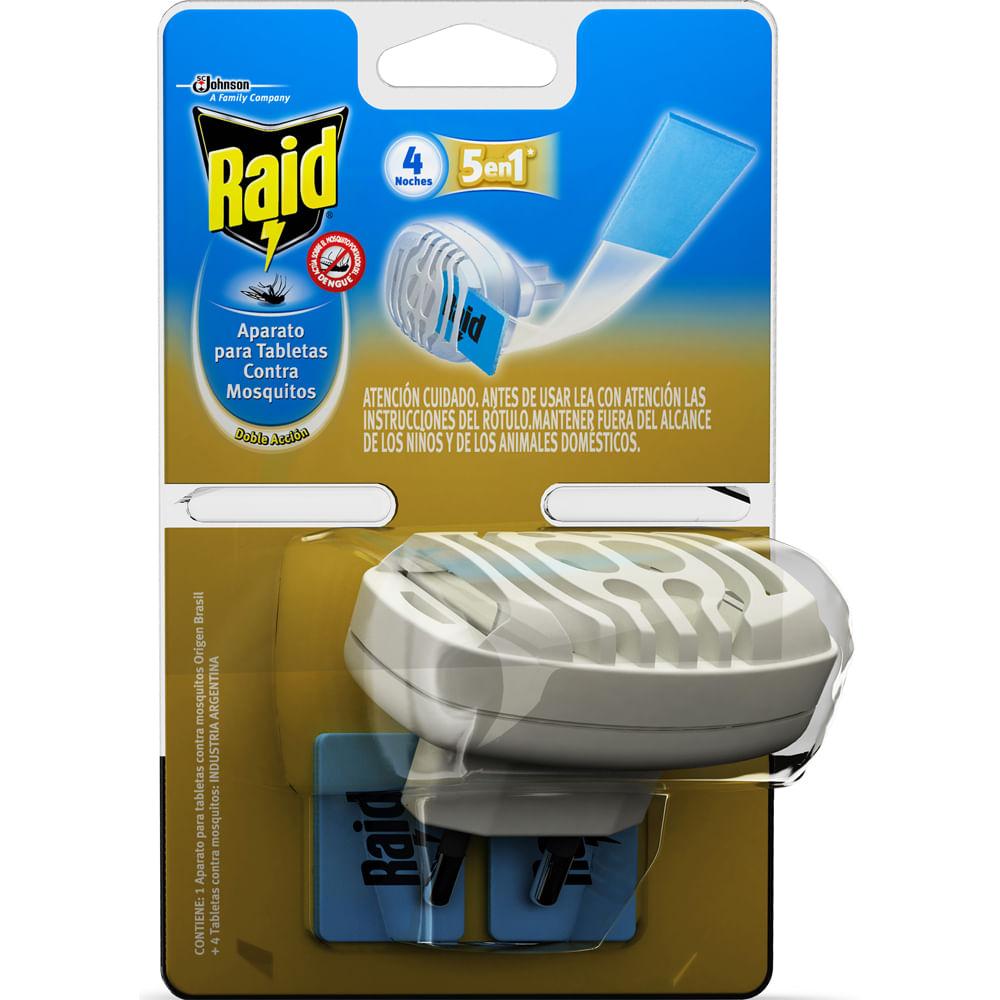 Aparato-para-Tabletas-Doble-Accion---4-Tabletas-contra-Mosquitos