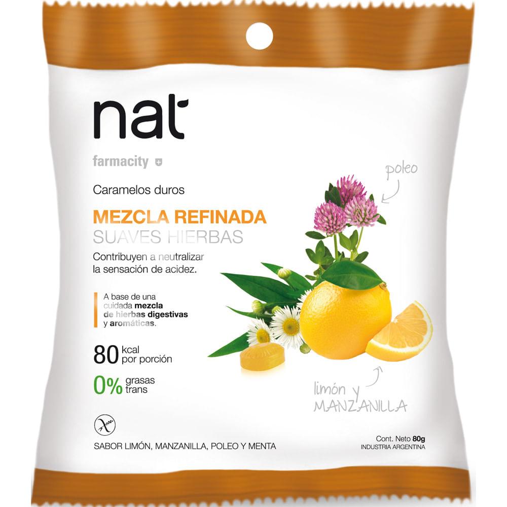 Caramelos-duros-para-acidez-sabor-limon-manzanilla-poleo-y-menta-x-80-gr