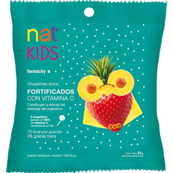 Chupetines-duros-Kids-sabor-naranja-anana-y-frutilla-x-81-gr