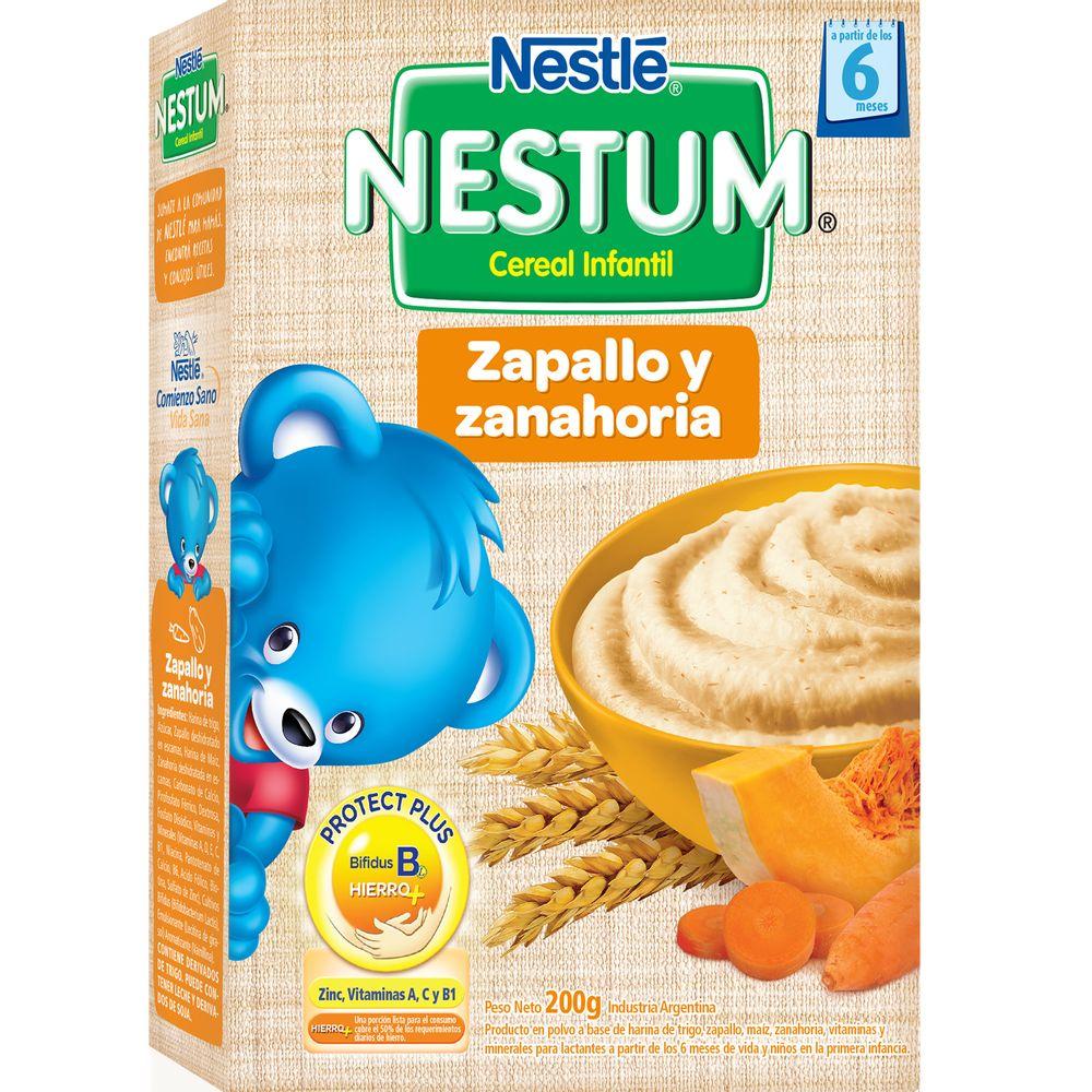 Alimento-Infantil-vegetales-Zapallo-y-zanahoria-x-200-gr