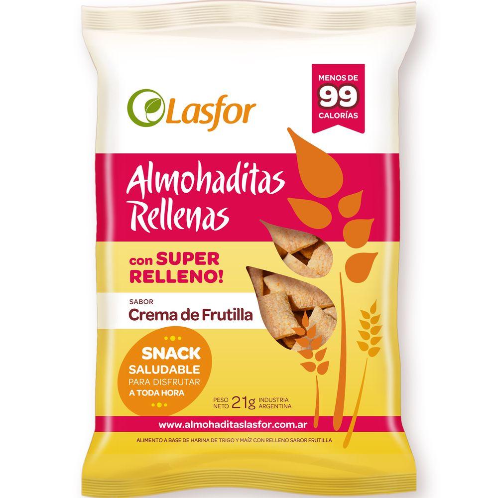 Almohaditas-rellenas-sabor-crema-de-frutilla-minipack-x-21-gr