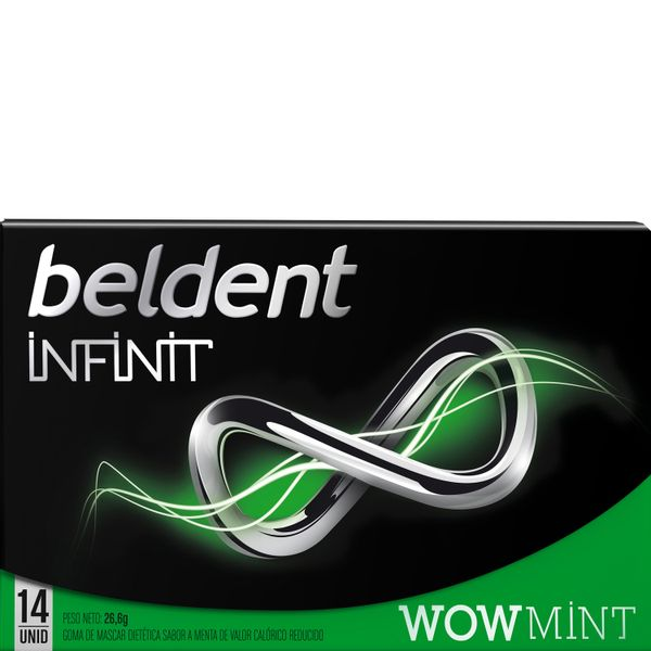 Chicle-sin-azucar-Infinit-Wow-Mint-x-266-gr
