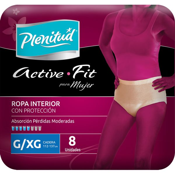 Ropa-Interior-Active-Fit-Mujer-G-XG-x-8-un-------------------------