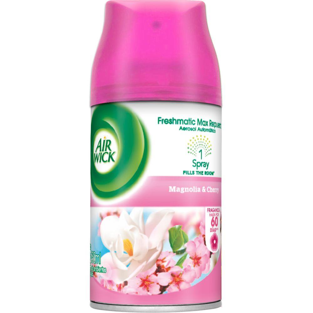 Repuesto-de-aerosol-automatico-Freshmatic-magnolia-y-cherry-x-250-ml