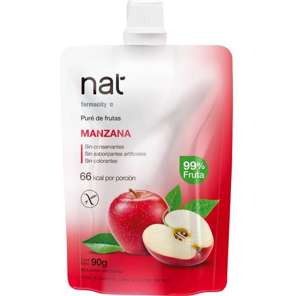 Pure-de-frutas-sabor-manzana-x-90-gr