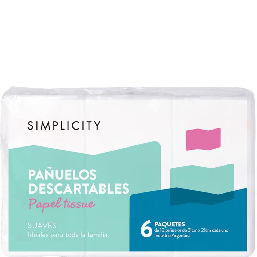 Pañuelos-Simplicity-6-x-10-un