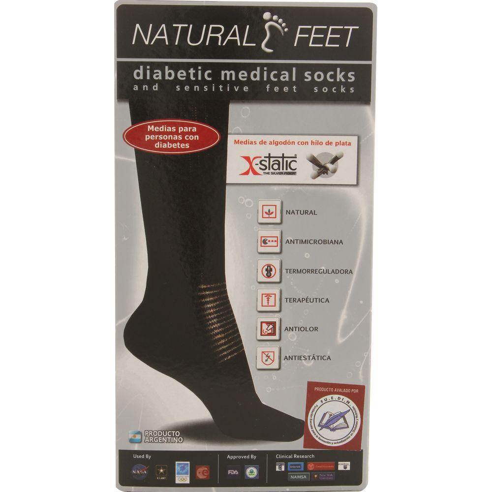 Medias-con-hilos-de-plata-para-pies-diabeticos--del-34-al-38-blancas-x-2-un