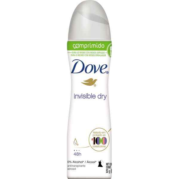 Antitranspirante-femenino-dove-aerosol-comprimido-Invisible-Dry-x-85-ml