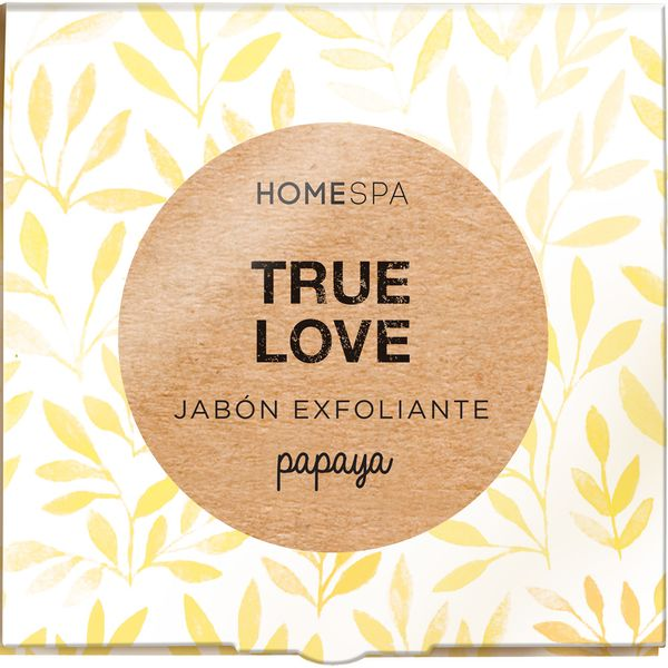 Jabon-Exfoliante-True-Love-Papaya-x-90-gr