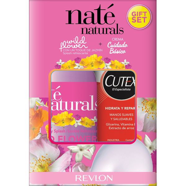 Estuche-Nate-Naturals--Wild-Flowery-Crema-cuidado-Basico