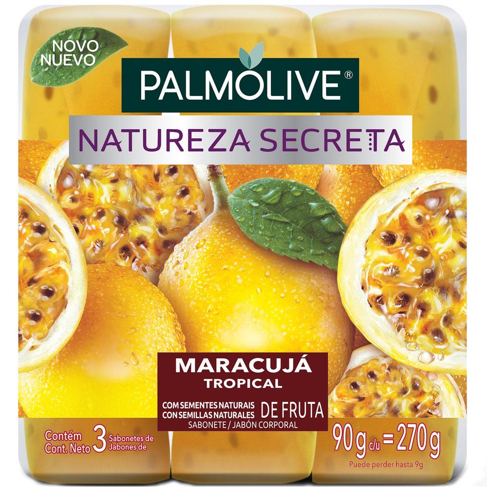Pack-de-jabones-Naturaleza-Maracuya-3-Un-x-90-Gr