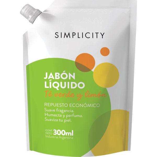 Jabon-Liquido-Doypack-x-300-ml-Te-Verde---Limon