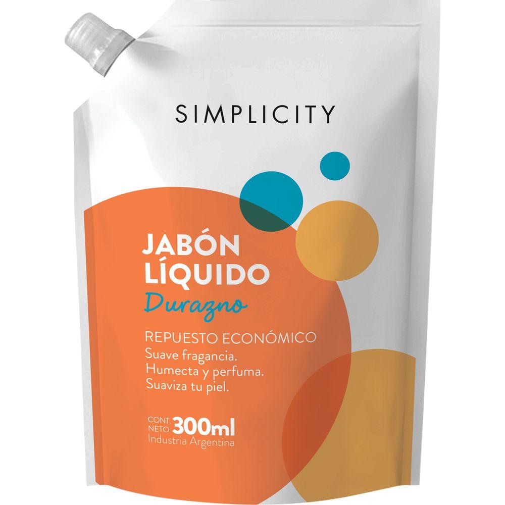 Jabon-liquido-fragancia-durazno-Doypack-x-300-ml-