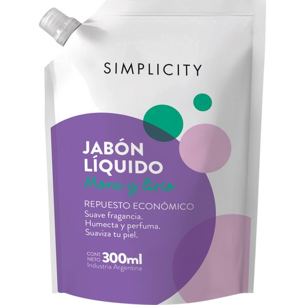 Jabon-liquido-fragancia-Mora---Lirio--Doypack-x-300-ml-