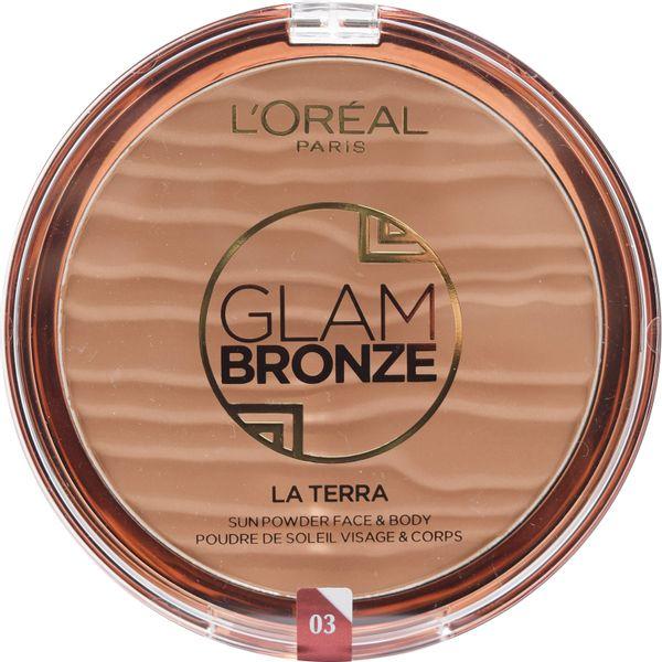 Polvo-Glam-Bronze-La-Terra-Para-rostro-y-Cuerpo
