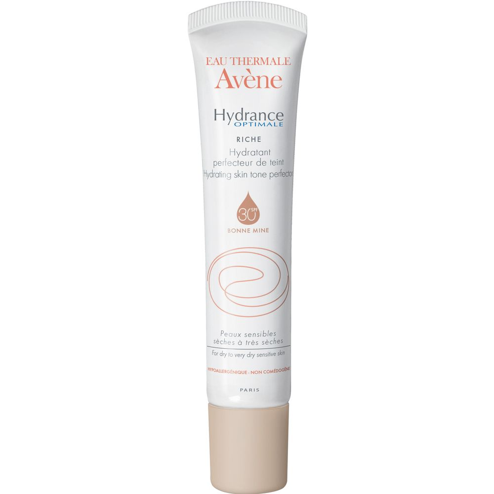 Hidratante-con-Color-Avene-Hydrance-Optimale-Riche-x-40-ml