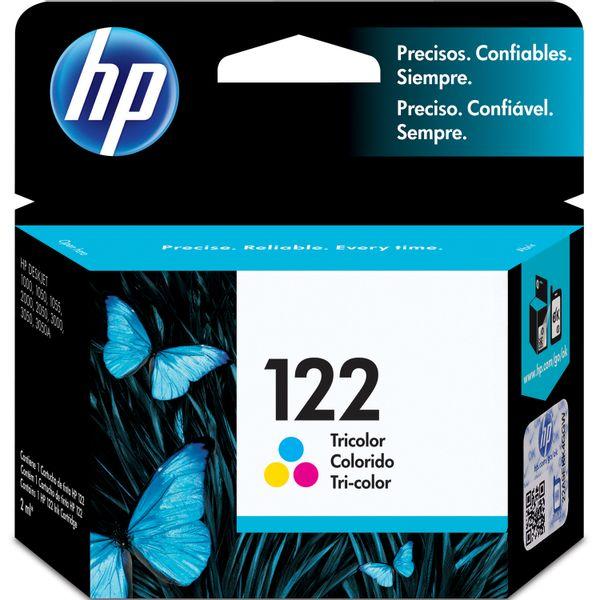Cartucho-HP-122-Tricolor