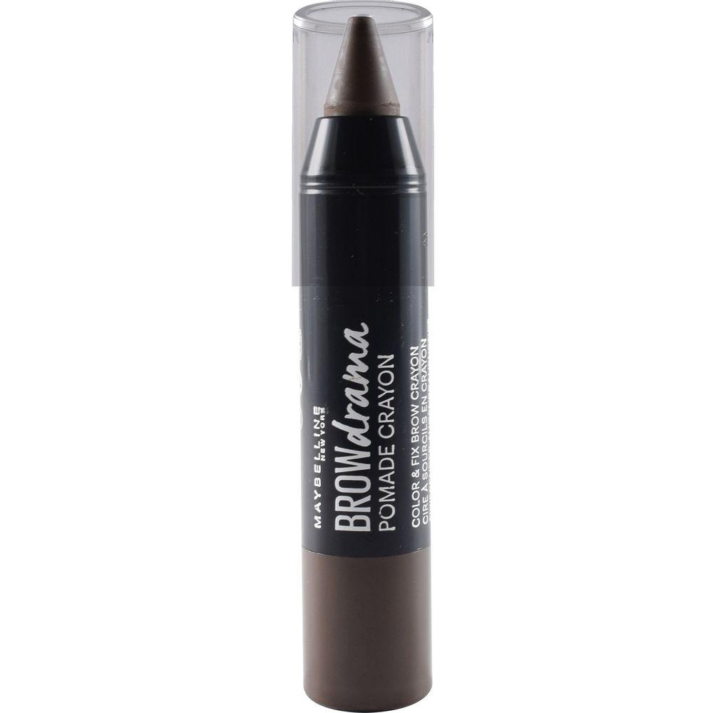 Delineador-de-Cejas-Brow-Drama-Pomade-Crayon-02-Medium-Brown-Waterproof-x-13-gr